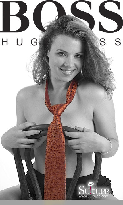 Hugo Boss Tie of the Month - September