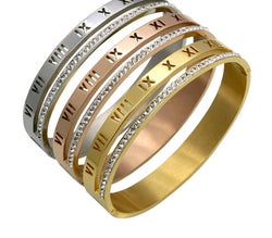 Women's Forever Love Bracelet Bangle