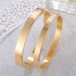 Love Bangle Stainless Steel Bracelet Bangles For Women