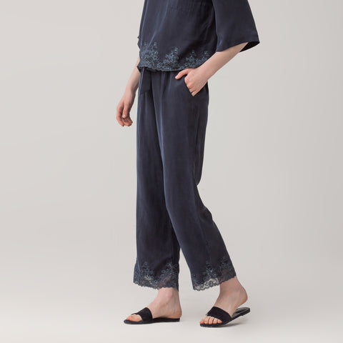 Female Cupro trousers