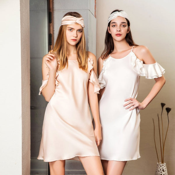 Lotus Leaf Nightdress - Limited Edition