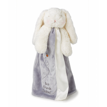 Load image into Gallery viewer, Gray Bunny Buddy Blanket (CLOSEOUT)