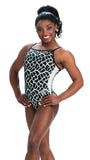 Simone Biles Collection Frozen Lace Leotard