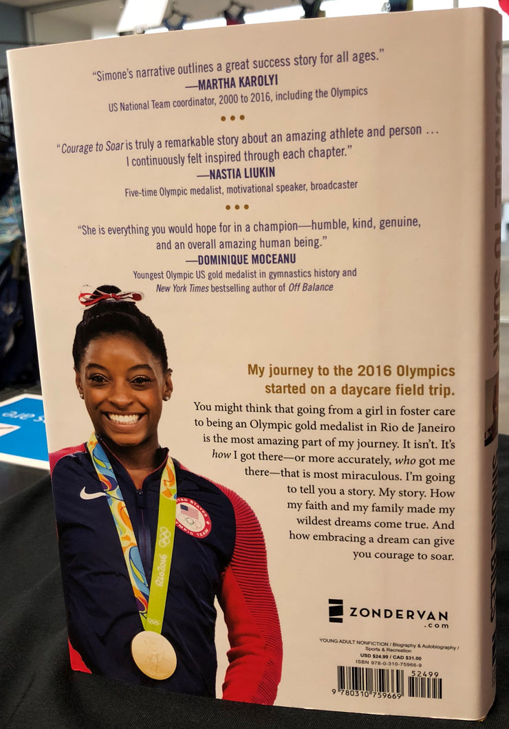Courage to Soar by Simone Biles