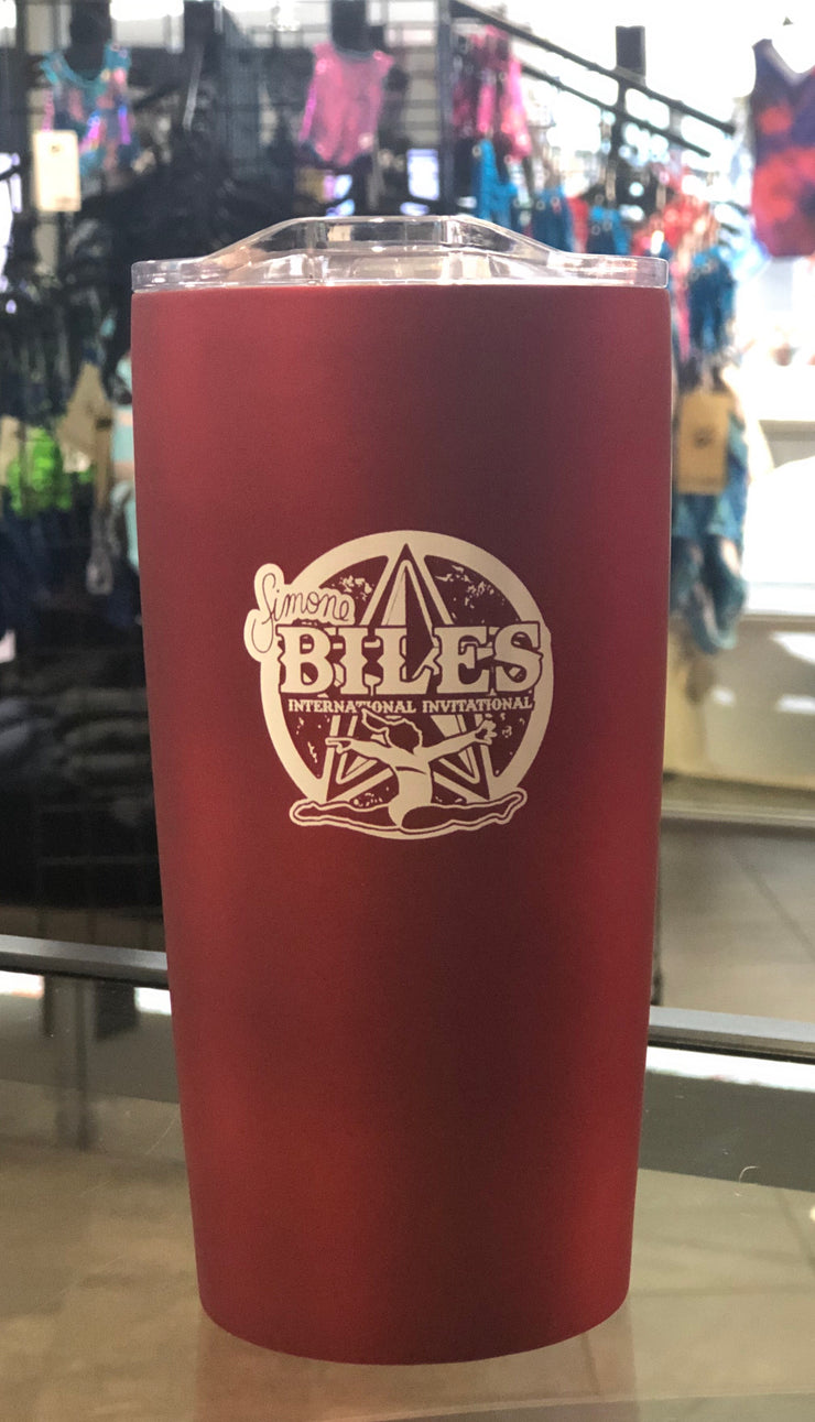 Biles Invitational Tumbler