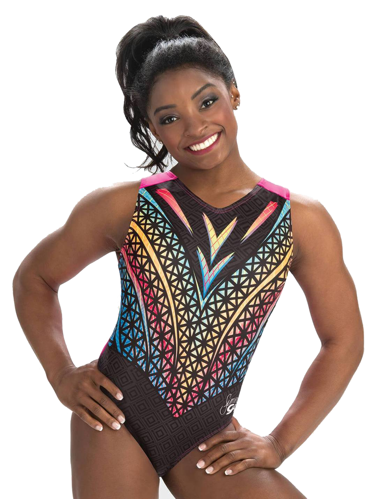 GK Simone Biles Glasswork Wonder