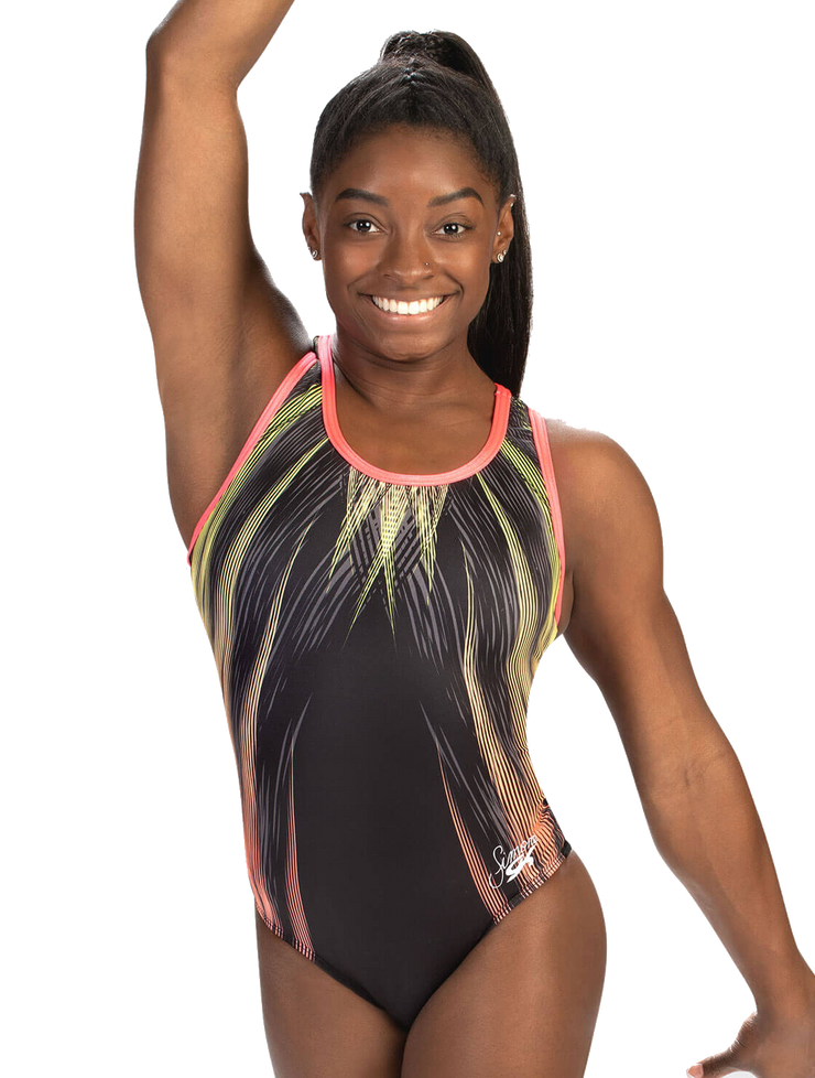 GK Simone Biles Upward