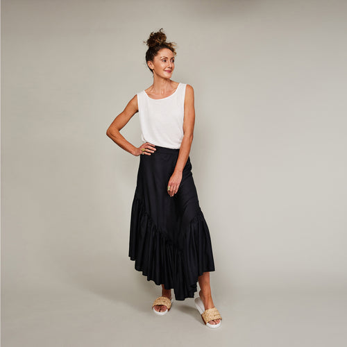 Big Frill Skirt