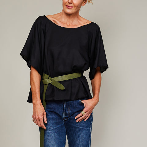Bridgewater Silk Top