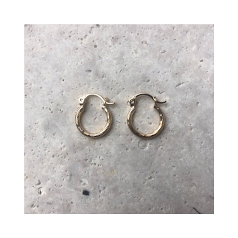 A R  Twist Earrings