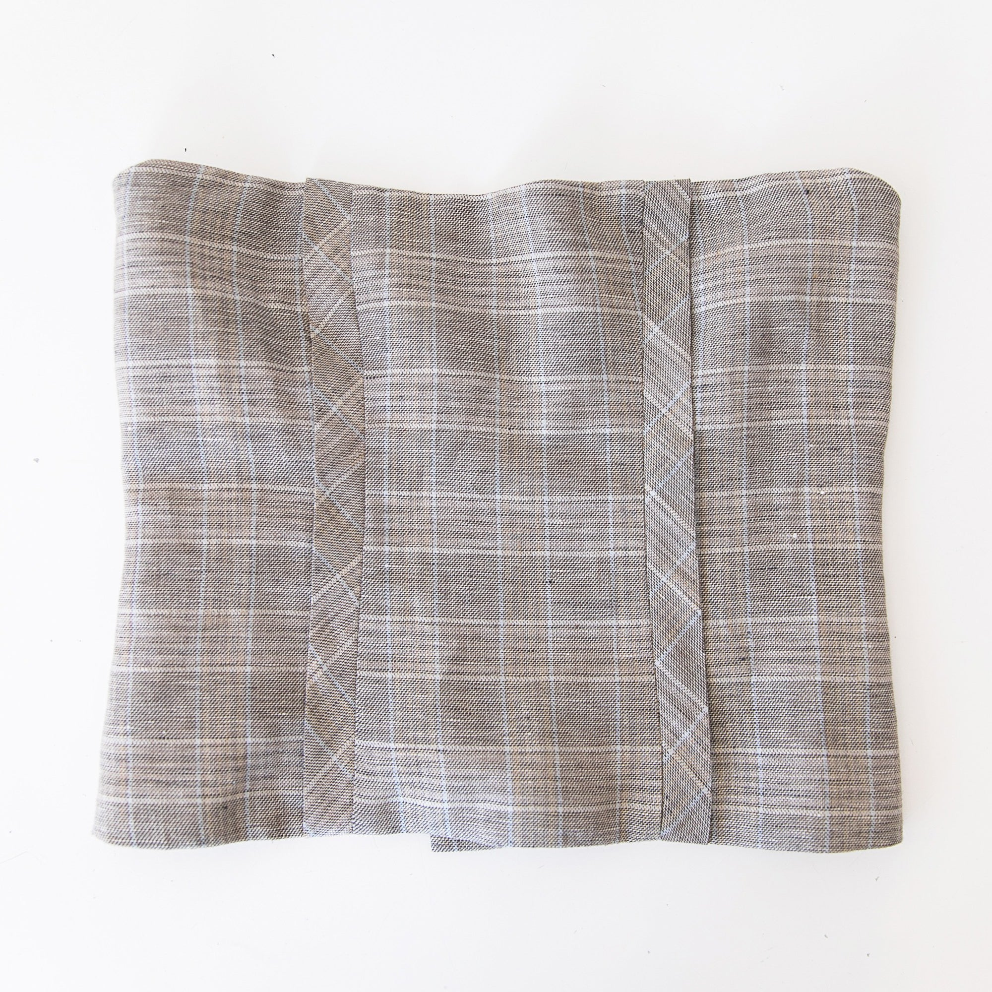 Bound For Glory Plaid Top