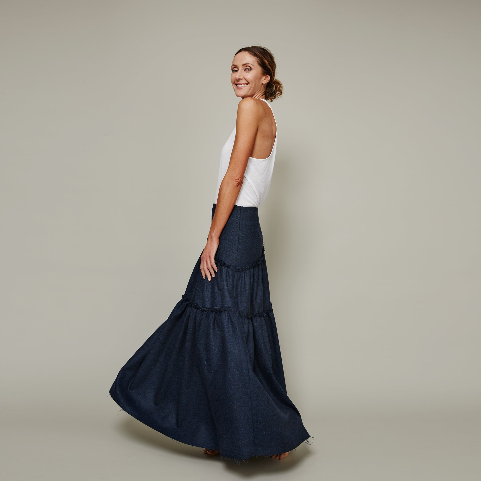 Rumball Ruffle Skirt