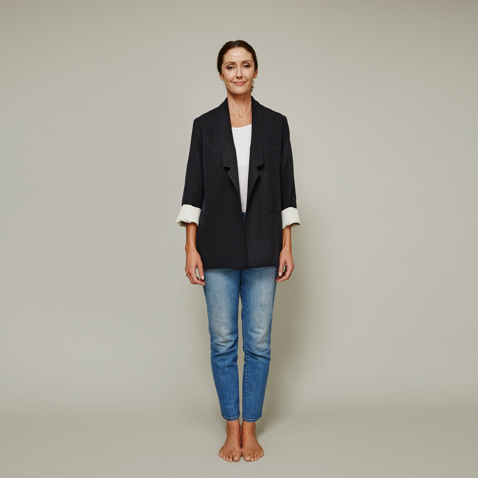 One At A Time Relaxed Jacket