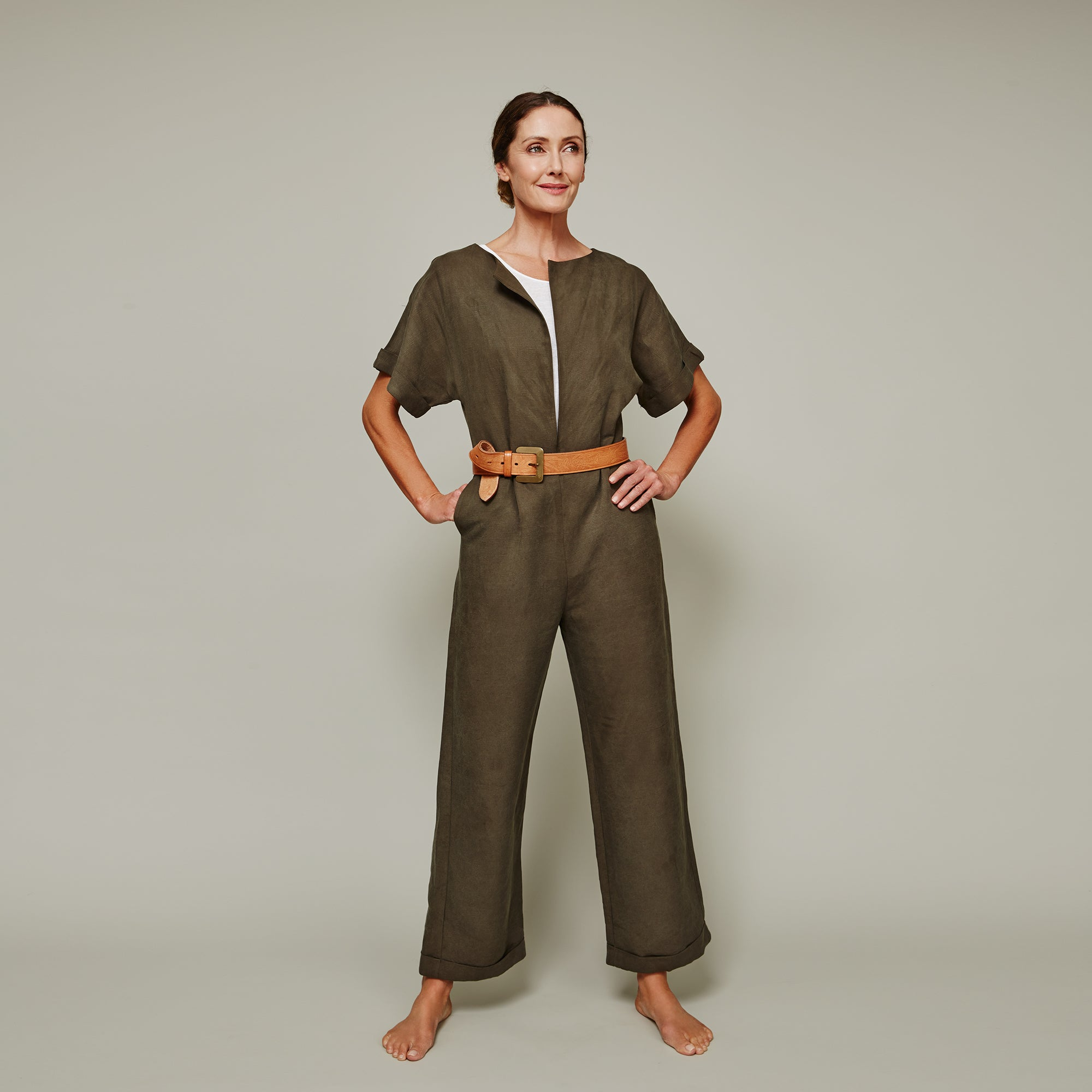 Around The World Boiler Suit