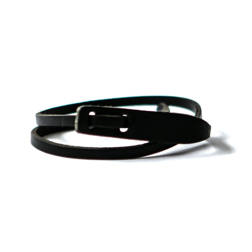 Flatiron leather Bangle