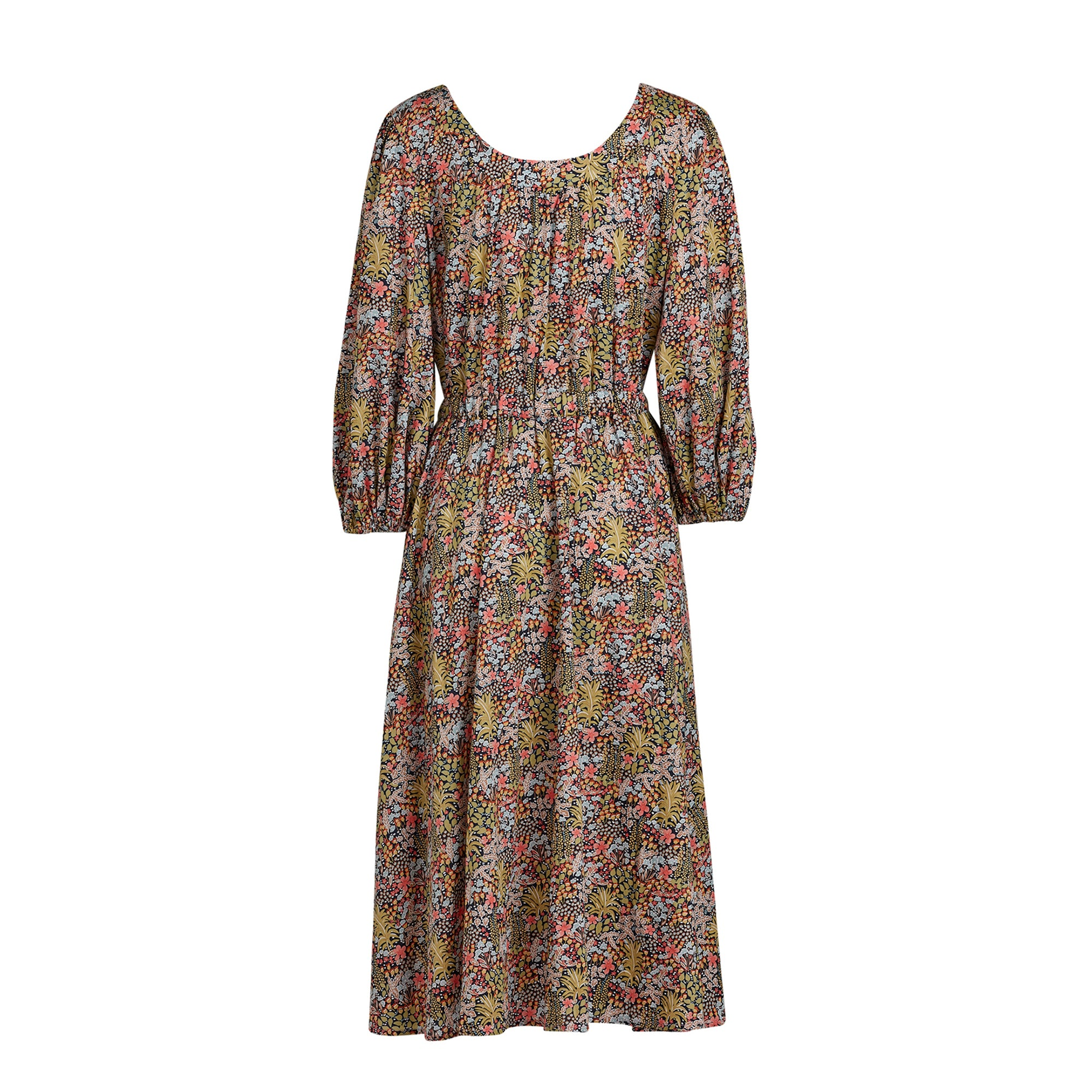 Tea Tree Dress – Autumn