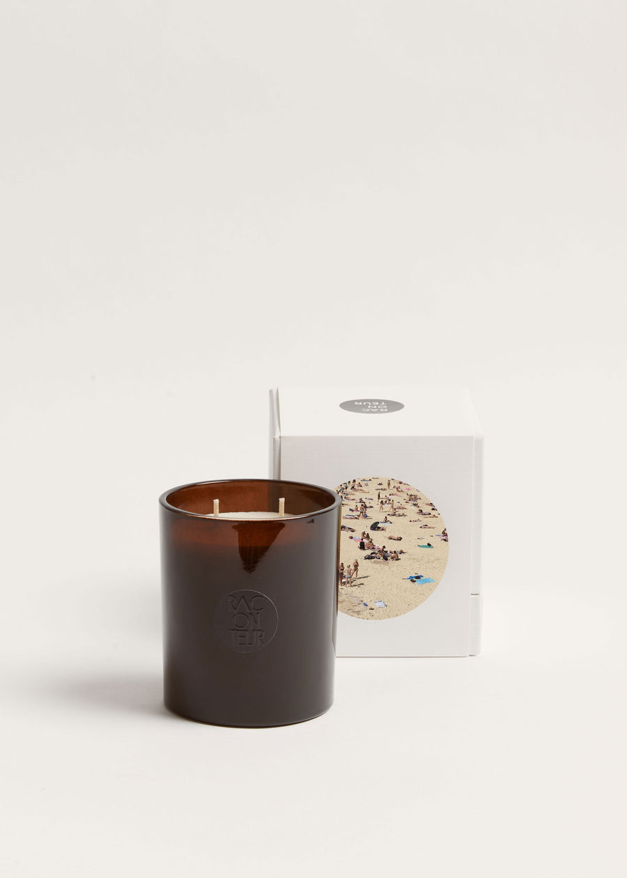 The Raconteur Soy Candle Bondi
