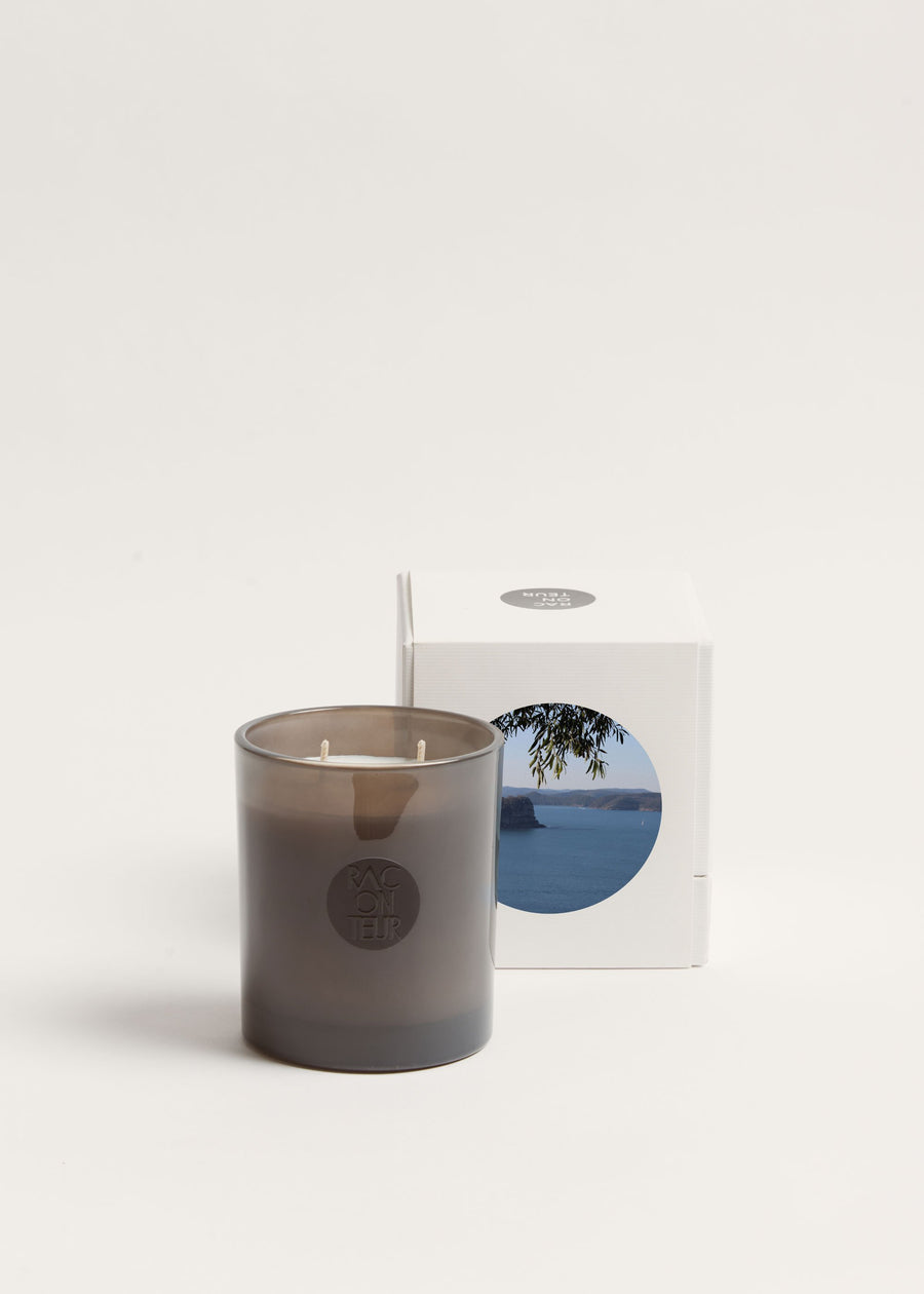 The Raconteur Soy Candle Northern Beaches