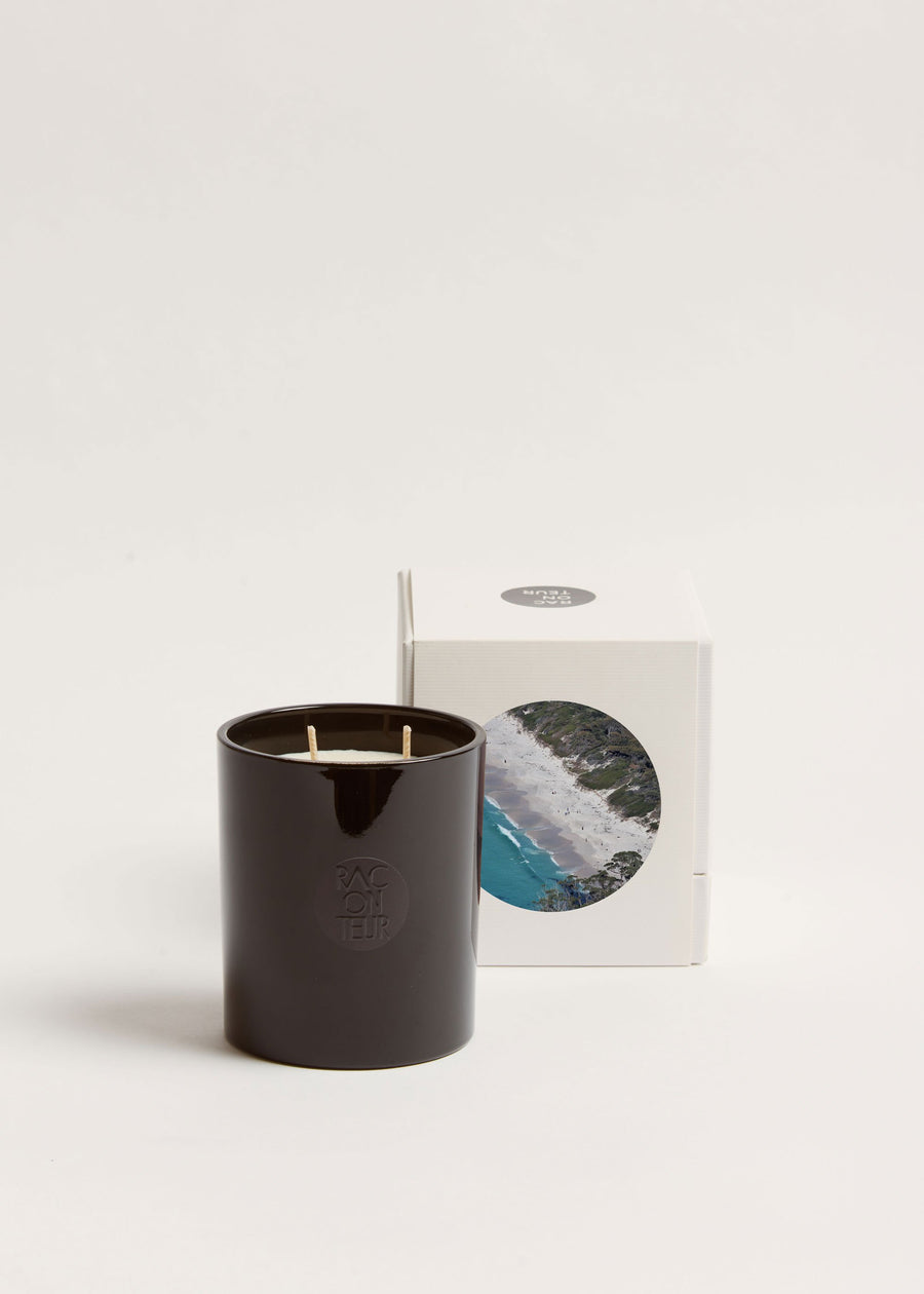 The Raconteur Soy Candle Tasmania