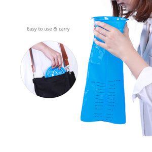 Disposable Sick Vomit Bag for Travel, Emergency or Motion Sickness  - Vydya Health