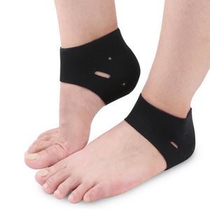Moisturizing Heel Socks for Cracked Heels  - Vydya Health