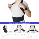 Posture Corrector Back Support  - Vydya Health