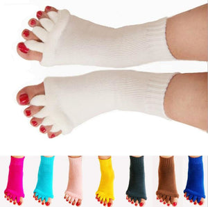 Reflexology Massage Foot Alignment Socks  - Vydya Health