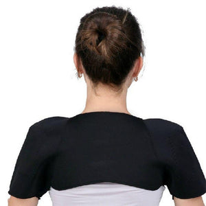 Self-heating Shoulder Support Pad  - Vydya Health