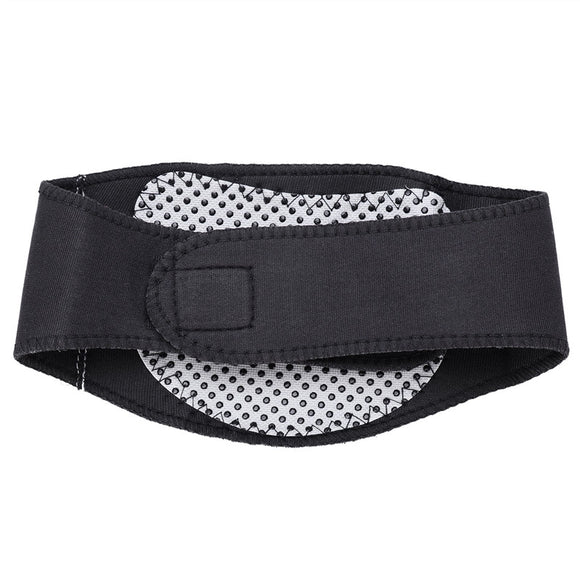 Neck support belt with self-heating pad Default Title - Vydya Health