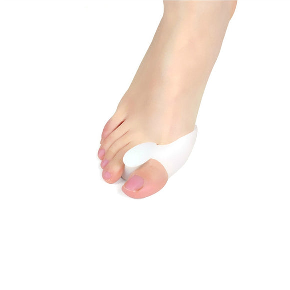 Pair of Toe Separating Straightening Protectors Default Title - Vydya Health