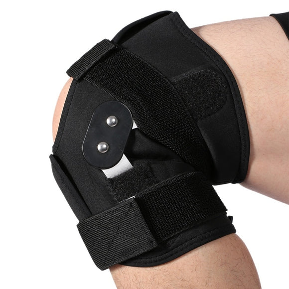 Knee Protector Brace with Adjustable Hinged Knee Support  - Vydya Health