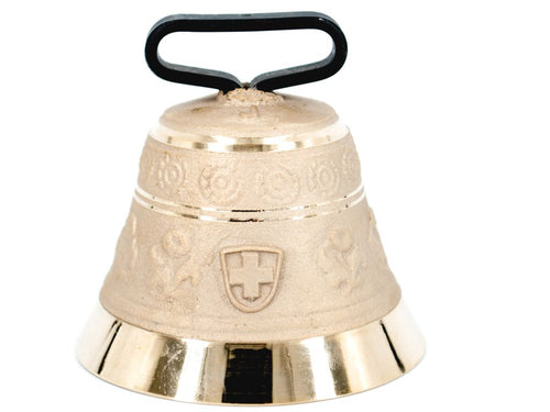 Campana svizzera in bronzo 90 mm Ø