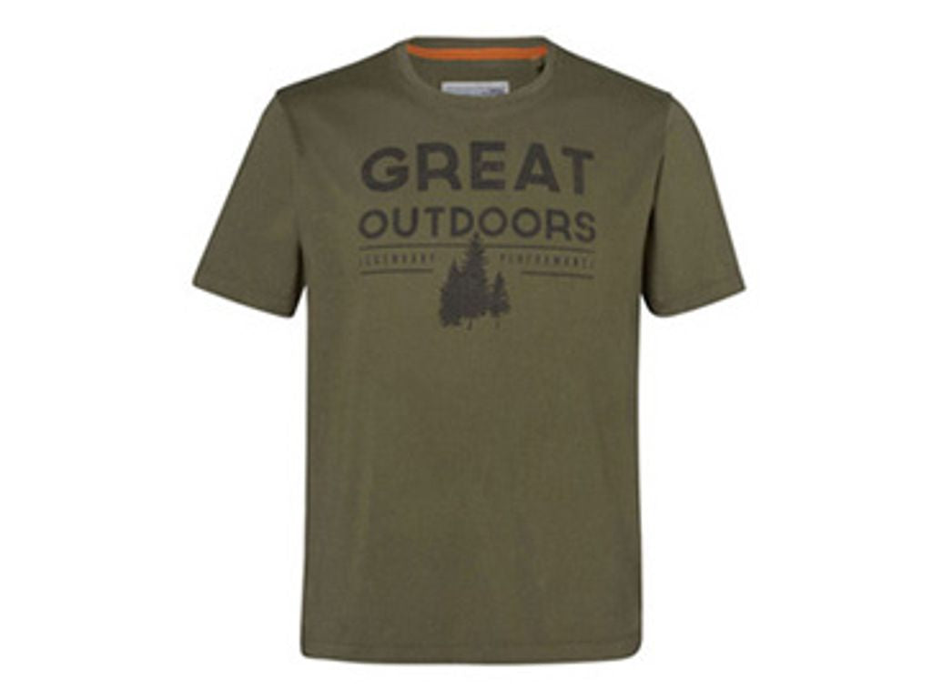 Maglietta t-shirt Outdoors STIHL