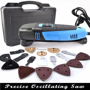 Multi-Functional Tool Kit - 37 Pieces