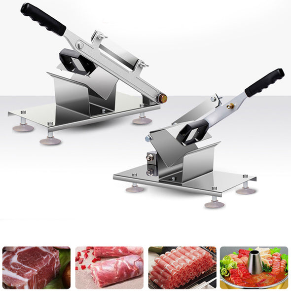 Heavy Duty Meat Cutter / Slice (Bacon or Samgyeopsal Slice Cut)