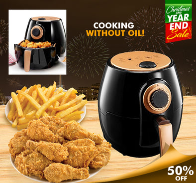Stainless Air Fryer