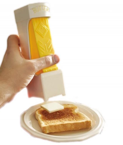 Pop One Click Butter Cutter Cheese Slicer Tool