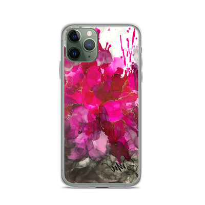 """Explosive Passion"" iPhone Case"