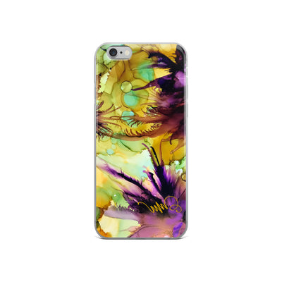 """Blooming Glory""iPhone Case"