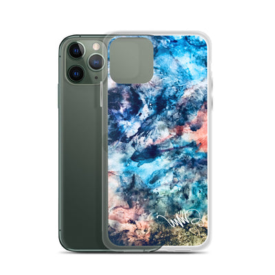 """Beauty In Chaos"" iPhone Case"