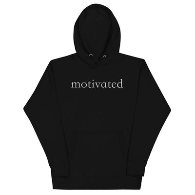 """Motivated"" Hoodie"