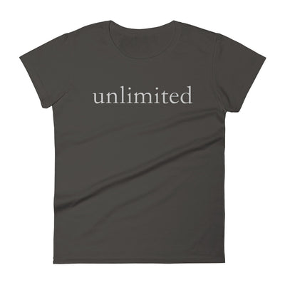 """Unlimited"" Women's T-shirt"