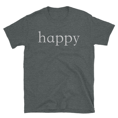 """Happy"" T-Shirt"