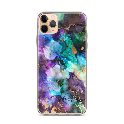 """Golden Majesty"" iPhone Case"