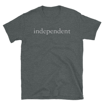 """Independent"" T-Shirt"