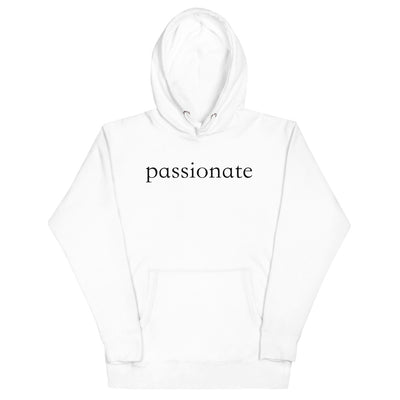 """Passionate"" Hoodie"