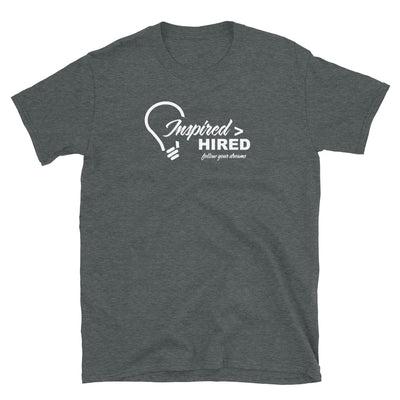 """Inspired Hired"" T-Shirt"