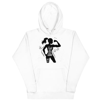 """Girls Just Wanna Have Guns"" Hoodie"