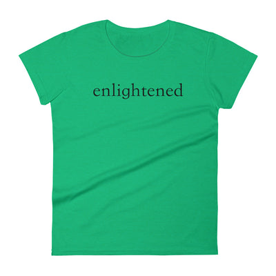 """Enlightened"" Women's T-shirt"