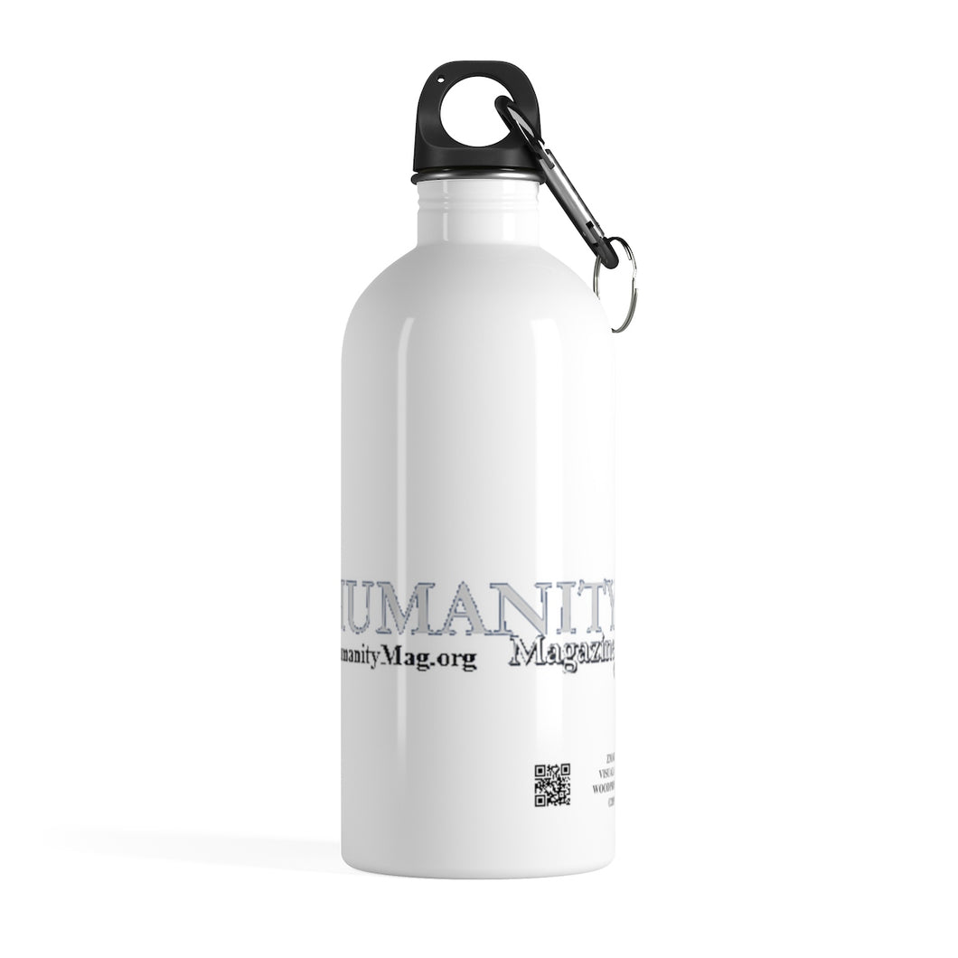Humanity Stainless Steel Water Bottle